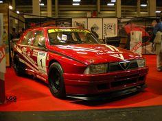 Alfa Romeo 75 turbo Evoluzione IMSA '88