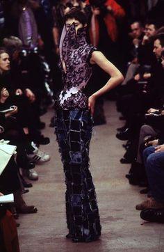 'Dante' Alexander McQueen Autumn/Winter 1996.