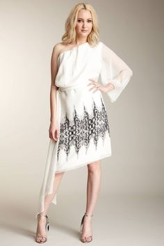 Thomas Wylde  Morphis Dress
