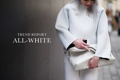 Trend Report: All-White