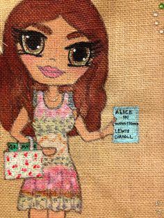 personalised jute bag Personalised Jute Bags, Jute Shopping Bags, Teacher, Gifts, Fictional Characters, Professor, Presents, Teachers, Favors