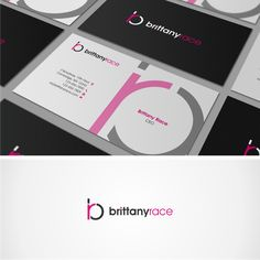 Brittany Race - Create a high-end logo and business card for powerful CEO / entrepreneur