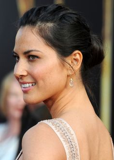"""Olivia Munn Photos Photos - Actress Olivia Munn arrives at the world premiere of Paramount Pictures & Marvel Entertainment's """"Iron Man 2"""" held at the El Capitan Theatre on April 26, 2010 in Hollywood, California. - Premiere Of Paramount Pictures & Marvel Entertainment's """"Iron Man 2"""""""