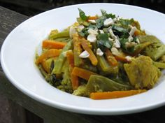 Indonesian Chicken and Vegetable Stew - #paleo