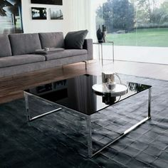 Central Coffee Table by Tonin Casa