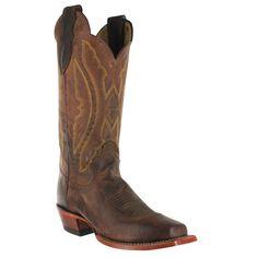 "Justin Women's 12"" Vintage Goat Western Boots"