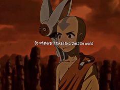 Aang - The Last Airbender 🤍