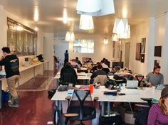 The Future Of Coworking And Why It Will Give Your Business A Huge Edge | Fast Company | Business + Innovation