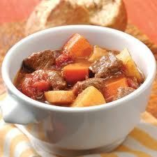 Crockpot Beef Stew | Holiday Cottage