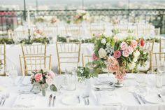 Decoração de Casamento & Arranjo floral
