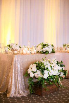 Featured Photographer: Clove and Kin Photography; wedding reception idea