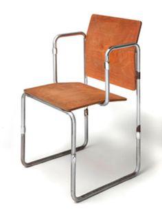 Hompi Chair by Gerrit Rietveld