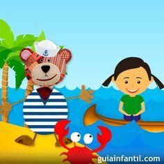 Al pasar la barca es una canción popular fantástica para cantar con los niños.