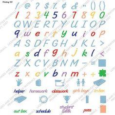 Cricut® Printing 101 Classmate™ Cartridge