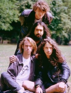 Soundgarden...an old shot, but Chris Cornell looks amazing here!