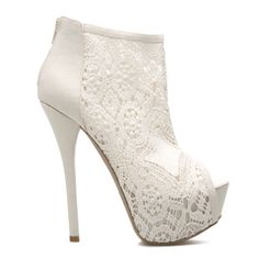 I love these shoes, just not sure if i could walk in them
