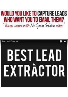 Lead software that e