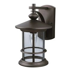 Oil Rubbed Bronze Down Outdoor Light Fixture Front entry outside lights. From home hardware so available and affordable.