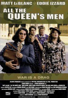 All the Queen's Men is a 2001 action comedy war film. It was directed by Stefan Ruzowitzky. Nicolette Krebitz