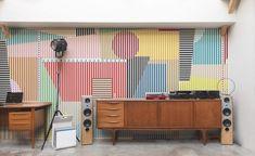 Papier Peint Panoramique : Les 10 Marques à Connaître Chic Wallpaper, Paper Wallpaper, Home Wallpaper, Modern Wallpaper Designs, Designer Wallpaper, Interior Styling, Interior Decorating, Interior Design, Paris Design