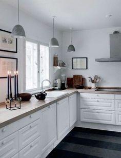 ComfyDwelling.com » Blog Archive » 83 Adorable Scandinavian Kitchen Design Ideas