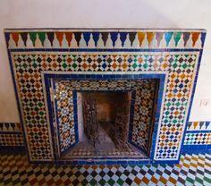 Palazzo della Bahia - Marrakesh