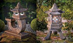 Set of 2 Zen Garden Solar Path Lights Statuary Japanese Pagoda TLC http://www.amazon.com/dp/B00WCAO606/ref=cm_sw_r_pi_dp_v8JVvb0P46XA6