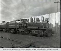 Image result for pictures of logging trains in the pacific northwest
