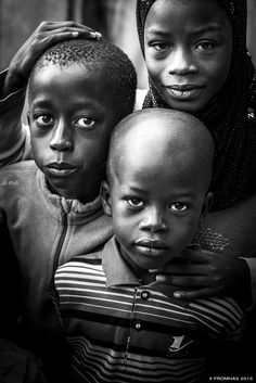 KIDS OF AFRICA… BIS ! by FROM HAII on 500px