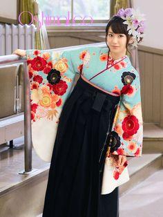 Yuko Oshima for OshimaUCo kimonos.