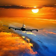 53 Ideas For Travel Airplane Photography Sun Airplane Photography, Amazing Photography, Travel Photography, Jumbo Jet, Commercial Aircraft, Jet Plane, Cool Photos, Scenery, Clouds