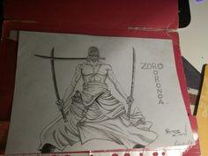 Anime : one piece  Chratacter : Roronoa Zoro