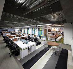 arquitectura e interiores 4 700x656 Inside AEI Architecture and Interiors Bogotá Offices