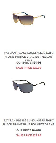 Ray Ban RB3466 Sunglasses