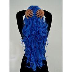 Blue hair  #