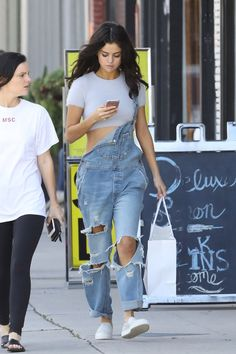 February 11: [More] Selena leaving Sara's Lingerie in Los Angeles, CA [HQs]