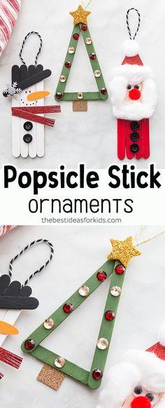 Popsicle Stick Chris