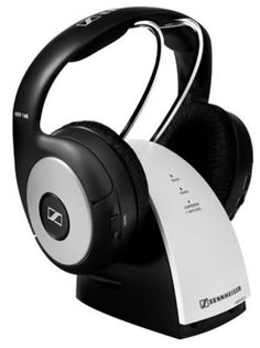 SENNHEISER RS140 SYSTEM RF CLOSED.  The RS 140 wireless RF headphone system features a switchable dynamic compression system for excellent speech intelligibility and balance control for optimum right/left volume adjustment. If necessary, a high output level can be adjusted to compensate for moderate hearing loss. Enjoy wireless freedom of sound with exceptional sound adaptation.