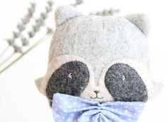 Stuffed Animal Custom | Raccoon