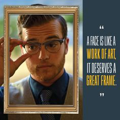 The right pair of frames makes all of the difference in achieving the look you're hoping for! Come see us and we'll help you find the pair that is best for you!  We have many great lines, including designer frames. #GetFramed #ZionsvilleEyecare