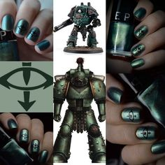 Sons of Horus Collage