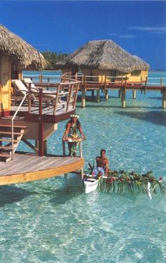 island huts - Bing Images