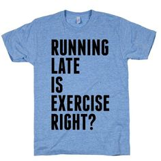 And you commit. | 17 Tees For When Your Workout Just Isn't Gonna Happen
