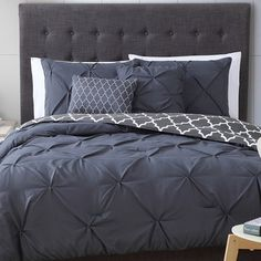 House of Hampton Douglas 5 Piece Reversible Comforter Set & Reviews | AllModern