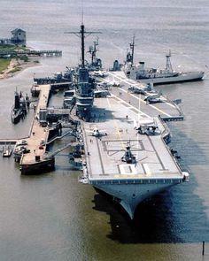 USS Yorktown @ Patriots Point  - Charleston, SC