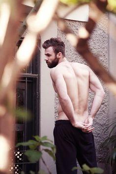 vanya asher shirtless