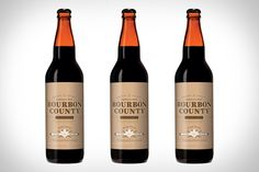 Bourbon County Vanilla Rye Beer from Goose Island - At 13.8% ABV, this huge stout was aged in Rye Whiskey Barrels with a mix of Mexican and Madagascar vanilla beans and will be one of the most desired beers of 2014.