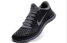 Low Cost Nike Free 3.0 V4 Mens-Black Friday Carbon Grey Cool Grey Sale Shoes