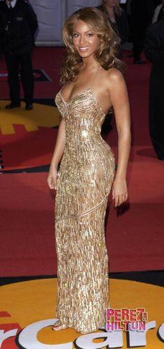 Beyonce @ Brit Awards 2004
