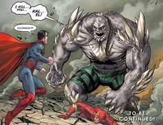 Injustice – Gods Among Us – Year (5) Five 001 (2015) | View Comic